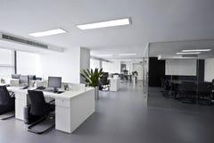 Modern bureau Stock Afbeelding