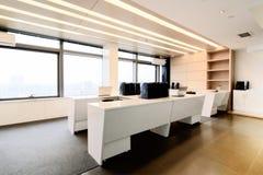 Modern bureau Royalty-vrije Stock Fotografie