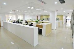 Modern bureau Stock Afbeeldingen