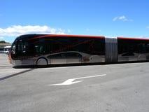 Modern bus Royalty Free Stock Image