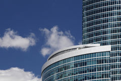 Modern busines building 9 Royalty Free Stock Images