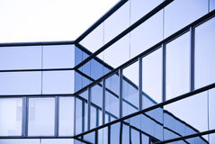 Modern business architecture background Royalty Free Stock Image