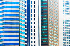 Modern business architecture background Royalty Free Stock Photography