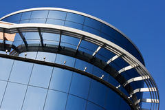 Modern business building Stock Image