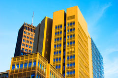 Modern Business Building Royalty Free Stock Image