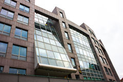 Modern Business Building Stock Photography