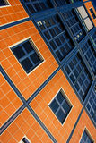 Modern Business Building in Berlin, Germany Stock Image