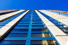 Modern Business Building in Berlin, Germany Royalty Free Stock Photo