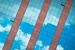 Modern Business Building Facade Stock Photography