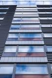 Modern business building facade Stock Photo
