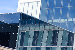 Modern business building Royalty Free Stock Photo