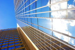 Modern Business Building Royalty Free Stock Photos
