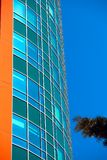 Modern Business buildings with sky background Royalty Free Stock Photography