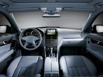 Modern business car Stock Photos