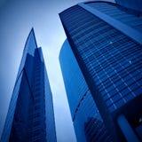 Modern business center Royalty Free Stock Photos