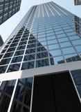 Modern Business Center. 3d Image Stock Photography