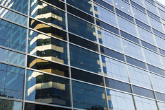 Modern business center Royalty Free Stock Images