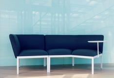 Modern business center lobby Stock Photo