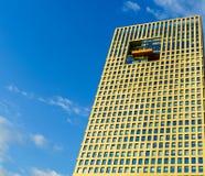 Modern business center in Saigon.  Stock Images
