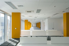 Modern business office interior Stock Photo