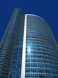 Modern business skyscraper stock photography