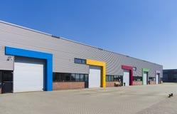 Modern business units Stock Photo
