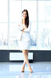 Modern business woman Stock Photos
