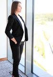 Modern business woman Royalty Free Stock Image