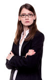 Modern Business Woman / Student Royalty Free Stock Photo