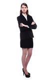 Modern Business Woman / Student Stock Images