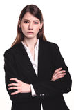 Modern Business Woman / Student Stock Photography