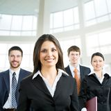 Modern businessteam Stock Photography
