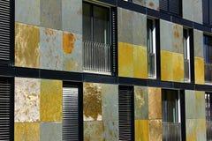 Modern byggnad Royaltyfri Foto