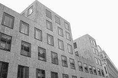 Modern byggnad Royaltyfri Bild