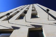 Modern byggnad Arkivbilder