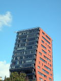 Modern byggnad royaltyfria bilder