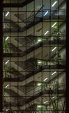 Modern byggnad Royaltyfria Foton