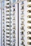 Modern byggnad i Kuala Lumpur, Malaysia, Asien arkivbild