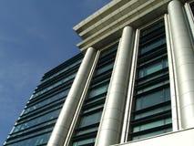 Modern byggnad Royaltyfri Fotografi