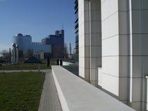 Modern byggnad Arkivfoto