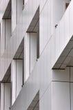 modern byggnadsdetalj Arkivfoto