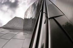 modern byggnadsdetalj Royaltyfri Fotografi