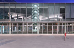 modern byggnadsdetaljskymning arkivfoton