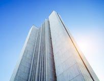 modern byggnadsfacade Arkivbilder