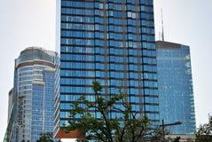 modern byggnadsfacade Royaltyfri Bild