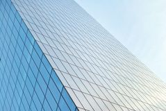 modern byggnadsfacade Fotografering för Bildbyråer