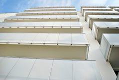 modern byggnadsfacade Royaltyfri Foto