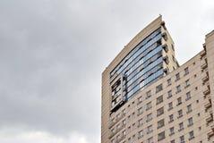 modern byggnadsfacade Arkivfoton