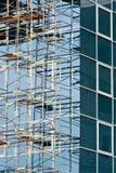 modern byggnadskonstruktion Royaltyfria Foton