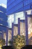 Modern byggnadslokal Arkivfoton